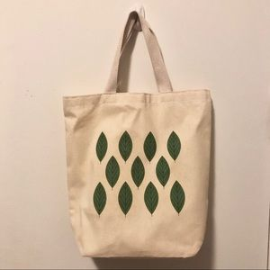 100% Cotton Canvas Made in USA Tote